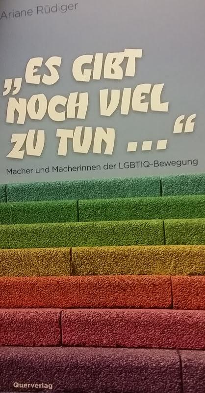 """Buch """"Es gibt noch viel zu tun"""" http://querverlag.de/books/Es_gibt_noch_viel_zu_tun.html"""