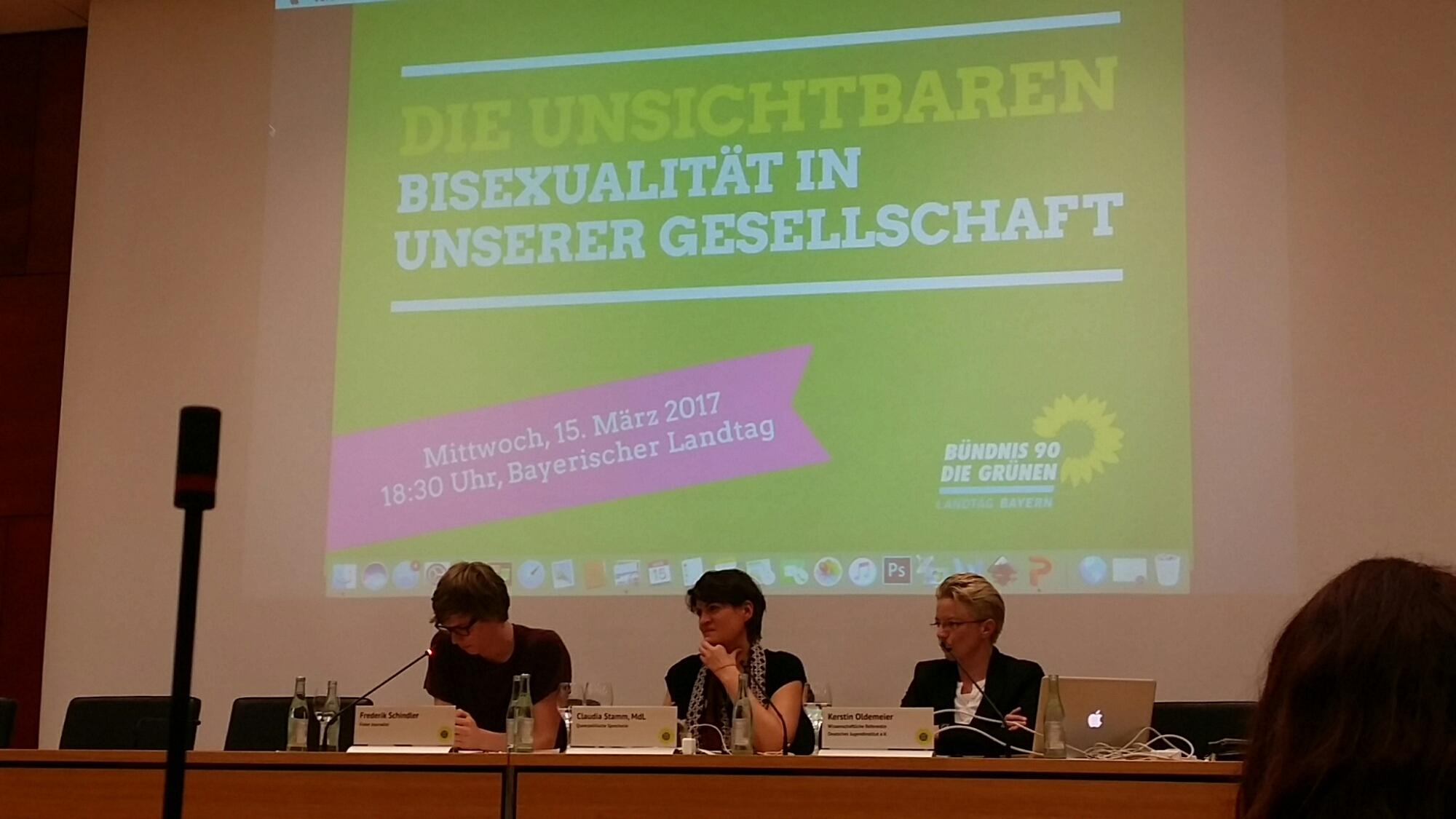 Die Unsichtbaren - Bisexualität